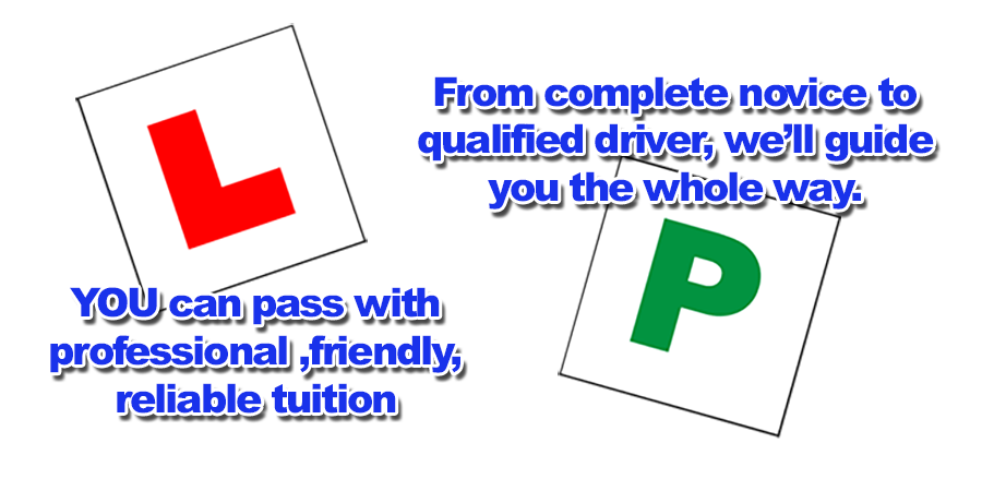 You can pass with professional, friendly and reliable driving tuition in Dunstable!